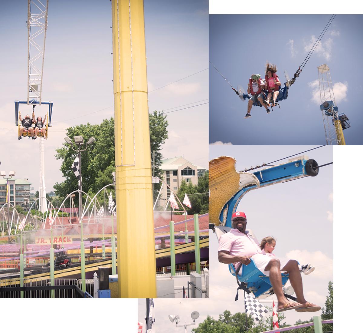 Fun Stop Family Action Park Rides