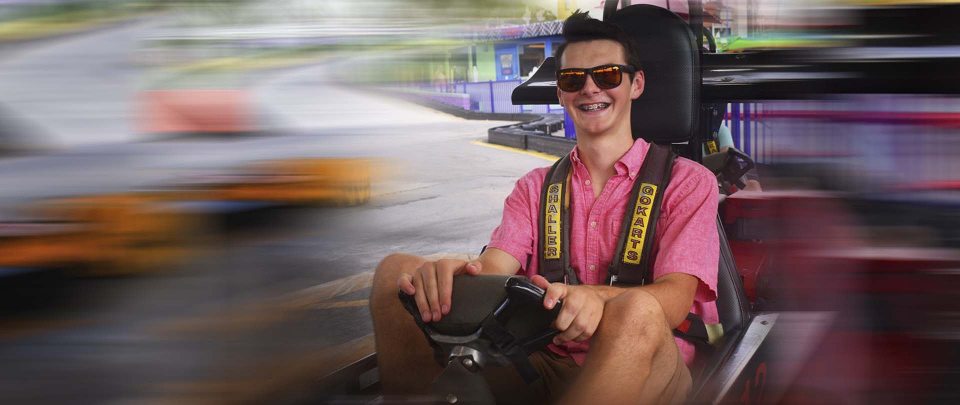 Go-Karts in Pigeon Forge