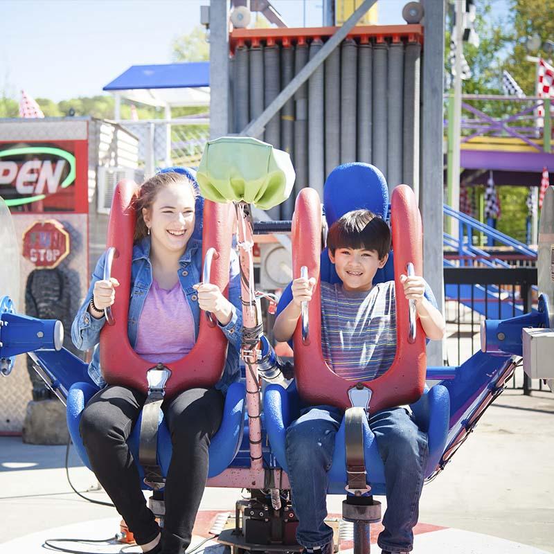 slingshot ride funstop