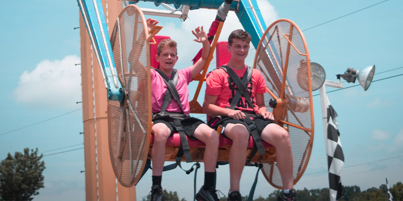 Pigeon Forge Thrill Seekers