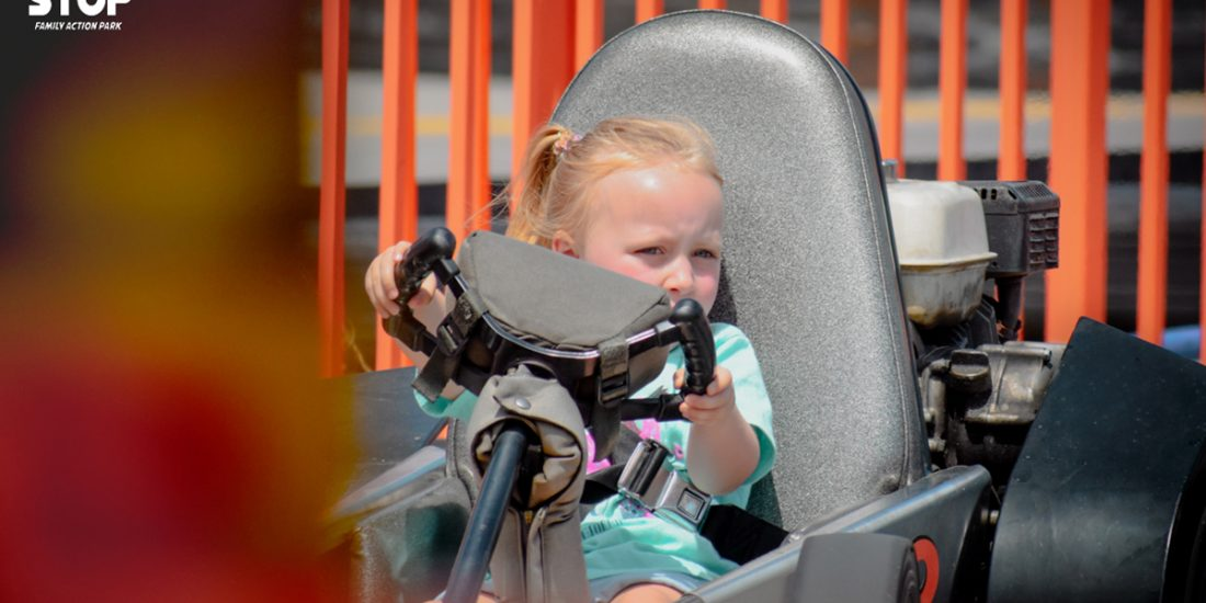 Family thrills for the little ones in East Tennessee